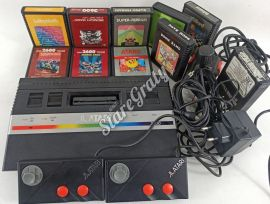 Atari 2600 SET - konsola13