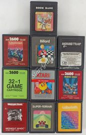 Atari 2600 SET - konsola9