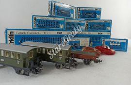 Marklin - akcesoria do makiety2