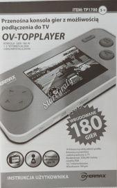 Overmax - konsola4