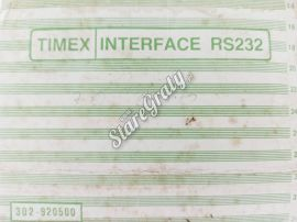 Timex Interface RS232_2