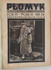 Płomyk_czasopismo_gazeta_33