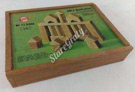 Klocki drewniane - zestaw2